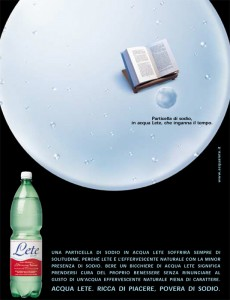 Stampa - Comunicazione 2001 2003 - Acqua Lete (3)
