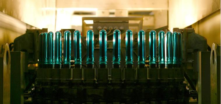 Tutte le fasi del processo produttivo delle bottiglie di Acqua Lete (2)