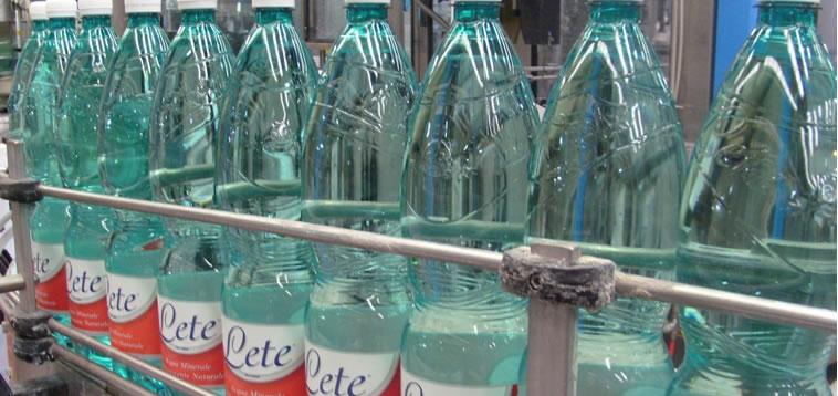 Tutte le fasi del processo produttivo delle bottiglie di Acqua Lete (6)