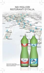 GUIDA MICHELIN campagna stampa Acqua Lete Dicembre 2015