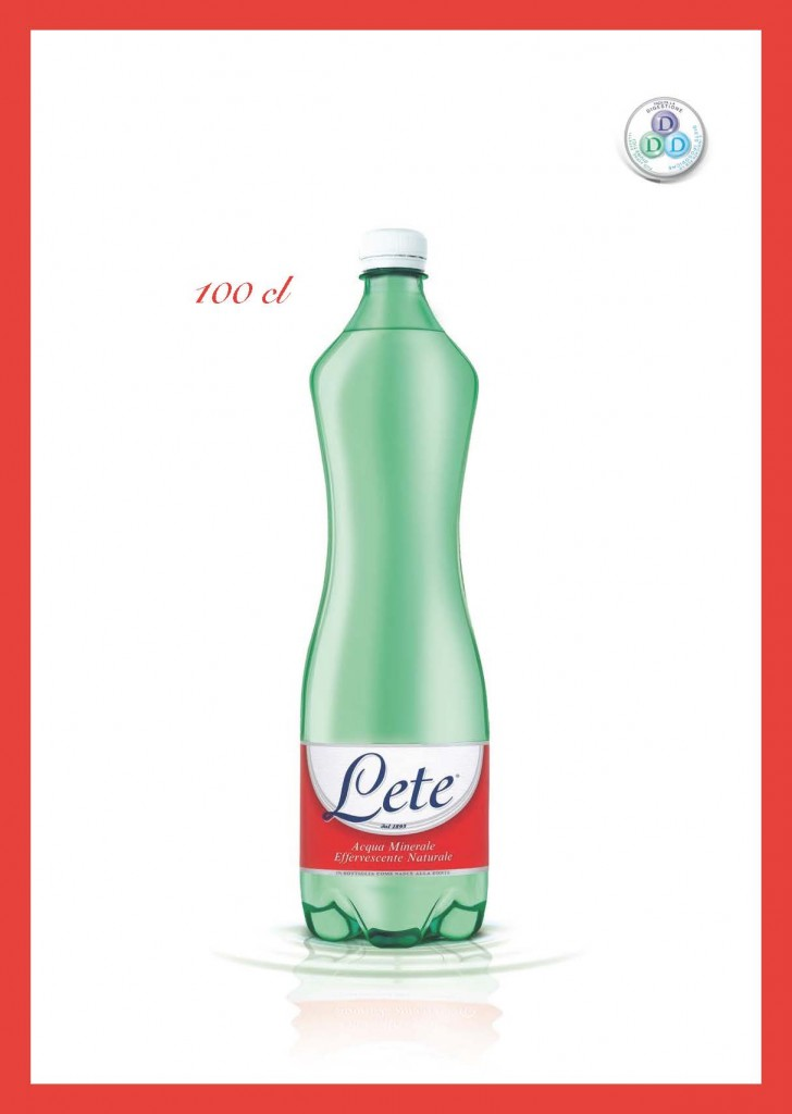 PET 100 CL ACQUA LETE