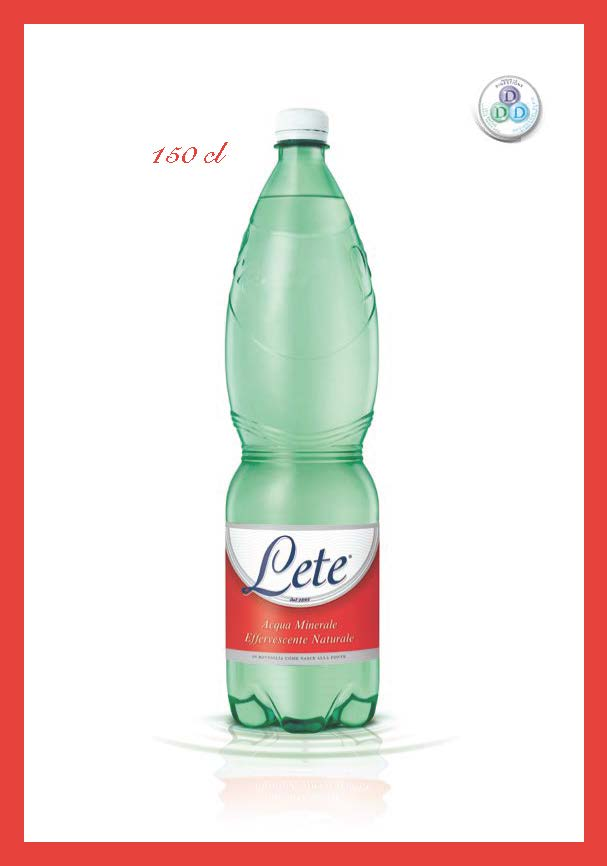 PET 150 CL ACQUA LETE