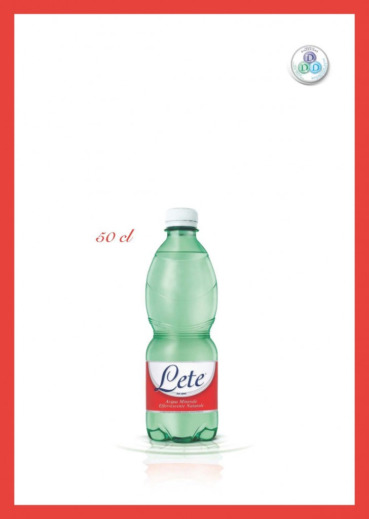 PET 50 CL ACQUA  LETE