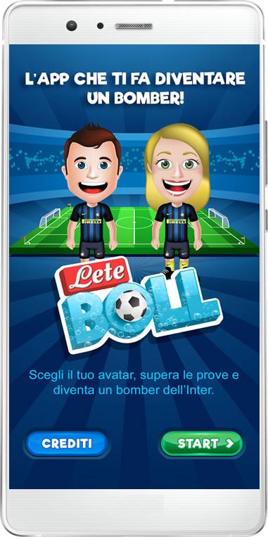 App Lete Boll Inter