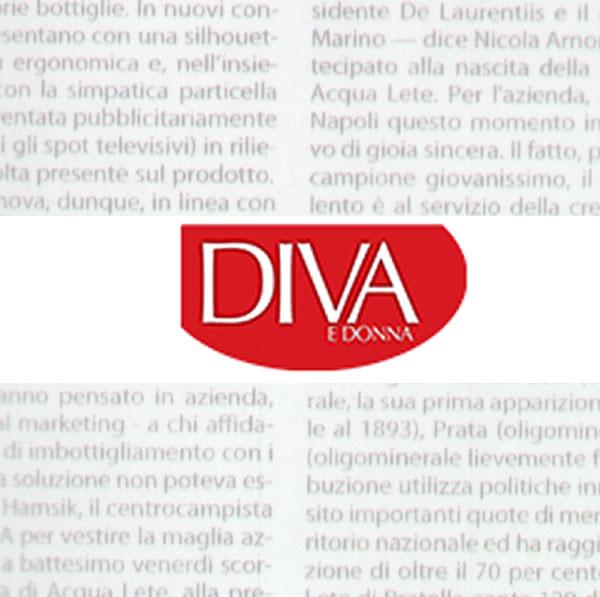 Diva e donna acqua lete for Diva e donne